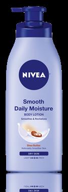 Nivea Smooth Sensation Body Lotion, 16.9 fl oz