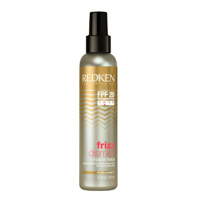 Redken Frizz Dismiss FPF 20 Smooth Force Lightweight Smoothing Lotion Spray