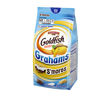 Goldfish® Grahams S'mores Baked Graham Snacks