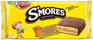 Keebler S'mores Peanut Butter