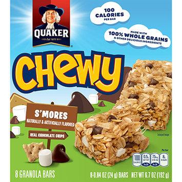 Quaker® Chewy Granola Bars S'mores