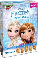 Keebler Disney Frozen Graham Snacks Cinnamon