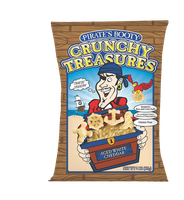 Pirate's Booty Crunchy Treasures