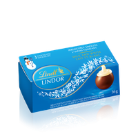Lindt Lindor Snowman Milk with White Chocolate Truffles