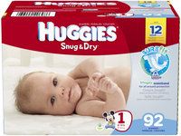 Huggies® Snug & Dry Diapers