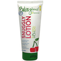 Baby Time Snuggly Lotion Travel Size, Non-Greasy, 3.4 oz, Babytime by Episencial