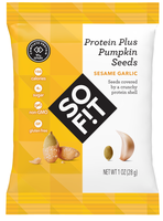 Hershey's Sofit Protein Plus Sesame Garlic Pumpkin Seeds