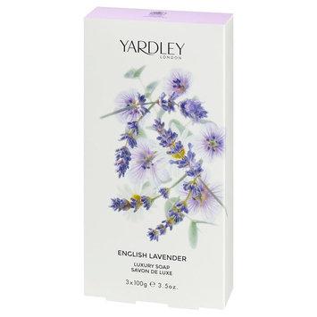 YARDLEY LONDON English Lavender Luxury Soaps