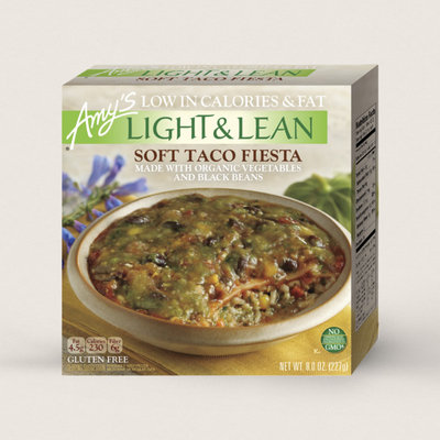 Amy's Kitchen Soft Taco Fiesta - Light & Lean