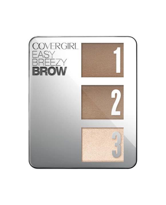 64dbc707531 COVERGIRL Easy Breezy Brow Powder Kit Reviews 2019