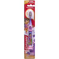 Colgate® Kids DORA the EXPLORER™ Toothbrush with Suction Cup Extra Soft