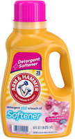 ARM & HAMMER™ Plus a Touch of Softener