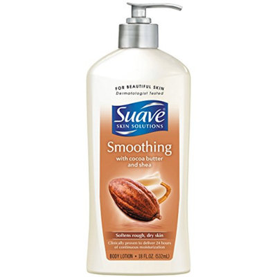 Suave® Skin Solutions with Cocoa Butter & Shea