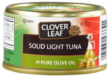 Clover Leaf Solid Light Tuna - In Olive Oil