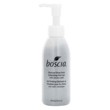 boscia Charcoal Deep-Pore Exfoliating Peel Gel with Volcanic Sand