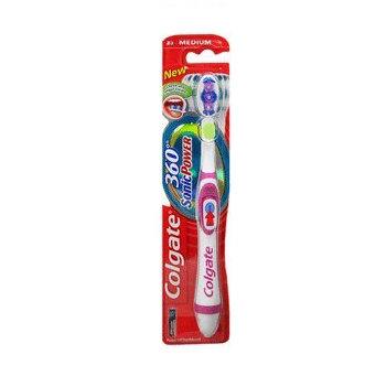 Colgate® 360°® SonicPower Toothbrush Medium