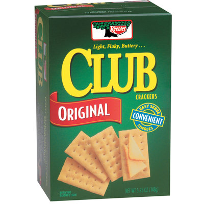 Keebler Club Original Crackers