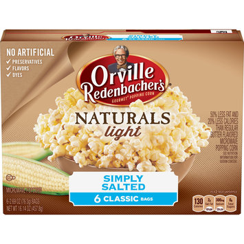 Orville Redenbacher's Naturals Light Simply Salted