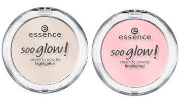 Essence New In Town - Soo Glow! Cream To Powder Highlighter
