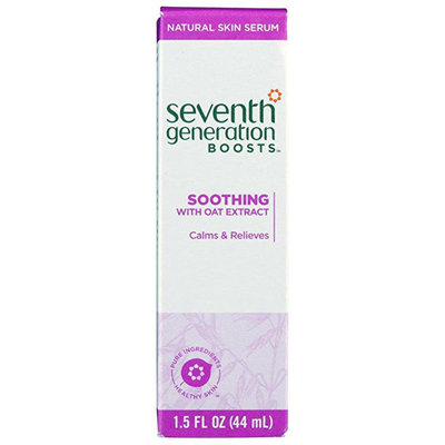 Seventh Generation Boosts™ Soothing Oat Extract Natural Skin Serum