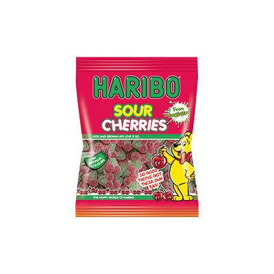 HARIBO Sour Cherries Gummi Candy