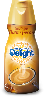 International Delight Coffee Creamer Southern Butter Pecan