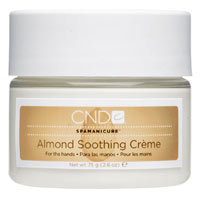 Creative CND Almond Soothing Creme 2.6 oz (Formerly Solar Butter)