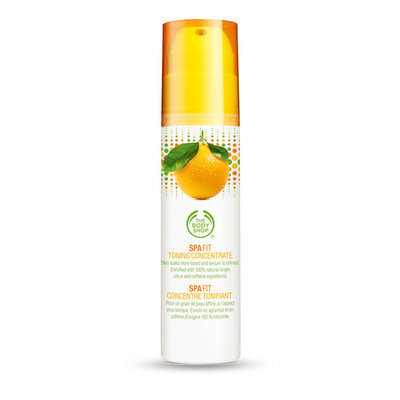The Body Shop - Spa Fit Toning Concentrate 100ml