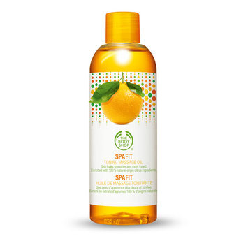 THE BODY SHOP® Spa Fit Toning Massage Oil