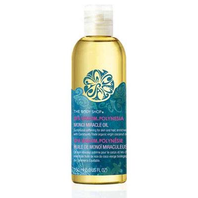 The Body Shop - Spa Wisdom Polynesia Monoi Miracle Oil 150ml/5oz