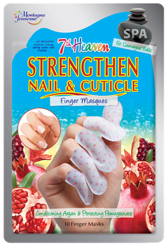 7th Heaven Strengthen Nail & Cuticle Finger Masques