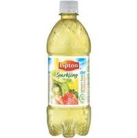 Lipton® Sparkling Diet Strawberry Kiwi Iced Green Tea