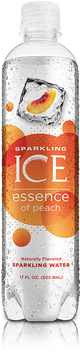 Sparkling ICE Essence of Peach