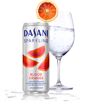 Dasani® Sparkling Blood Orange