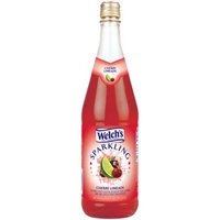 Welch's® Sparkling Cherry Limeade Juice Cocktail