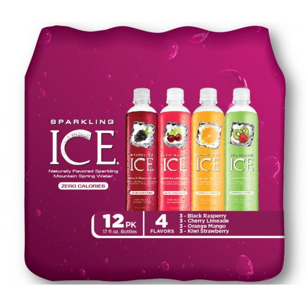 Sparkling ICE Waters Variety Pack