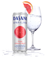 Dasani® Pink Grapefruit Sparkling Water Beverage