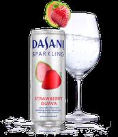 Dasani® Strawberry Guava Flavored Sparkling Water