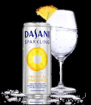Dasani®  Tropical Pineapple Sparkling Water