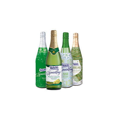 Welch's® White Grape Sparkling Cocktail