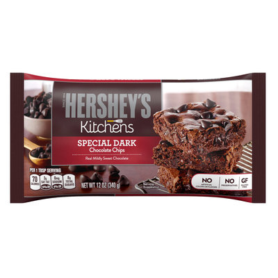 Hershey's Dark Mildly Sweet Chocolate Chips