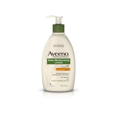 Aveeno® Daily Moisturizing Lotion With Broad Spectrum