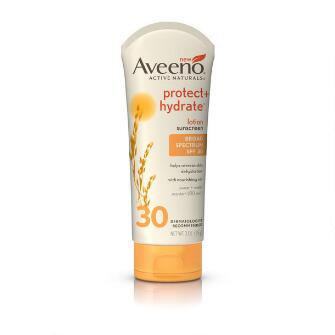 Aveeno® Active Naturals Protect + Hydrate SPF 30 Lotion