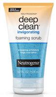 Neutrogena® Deep Clean® Invigorating Foaming Scrub