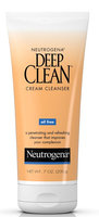 Neutrogena® Deep Clean® Cream Cleanser