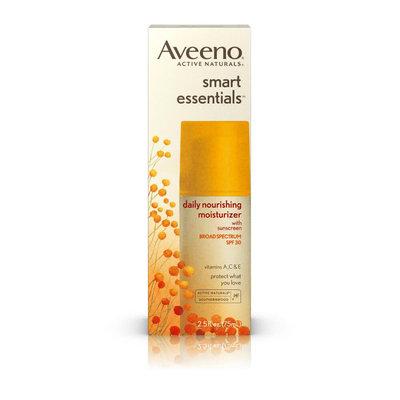 Aveeno® Smart Essentials Daily Nourishing Moisturizer Broad Spectrum Spf 30