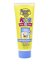 Banana Boat Kids Tear-Free Sting-Free Lotion With SPF 30