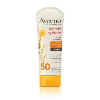 Aveeno® Active Naturals Protect + Hydrate SPF 50 Lotion