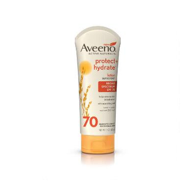Aveeno® Active Naturals Protect + Hydrate SPF 70 Lotion