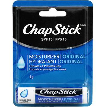 ChapStick® Moisturizer SPF 15